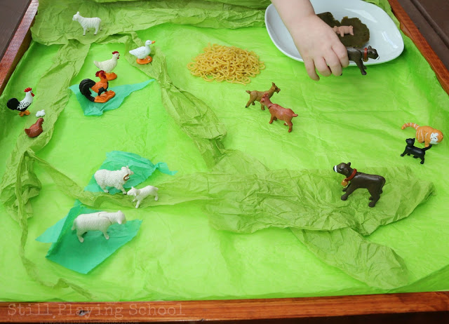 45 Preschool Farm Theme Activities How Wee Learn
