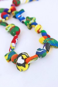 Gifts kids can make - Polymer Clay Beads