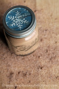 Gifts kids can make - homemade hot chocolate mix