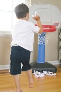 Preschool sports theme - fine-motor-abc-basketball throw