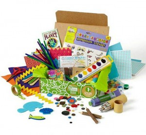 Green Kid Crafts Discovery Boxes!