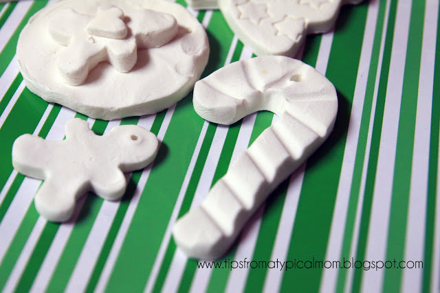 Easy play dough recipe - homemade white clay recipe