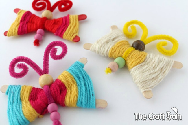 The Warmest Yarn Crafts For Kids How Wee Learn
