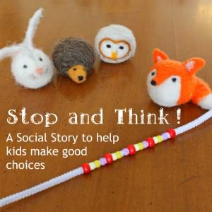 Storytelling Social Stories