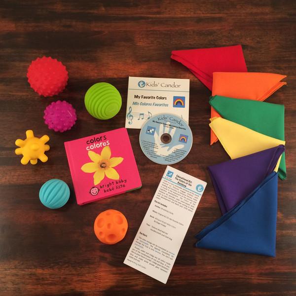 Kids' Candor giveaway