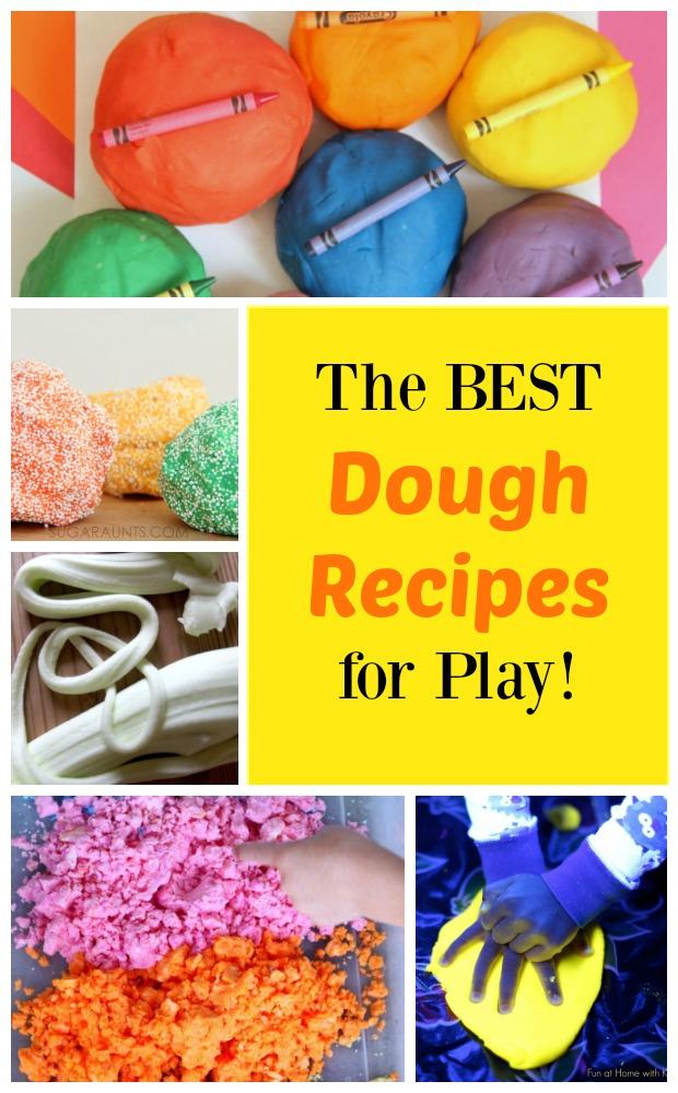 dough recipes pin