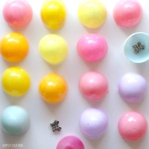 Preschool Easter activities - memory game