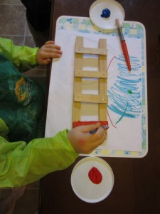 Woodworking projects for kids - make a ladder