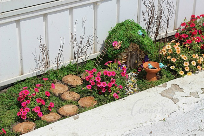 Garden fun - make a fairy garden