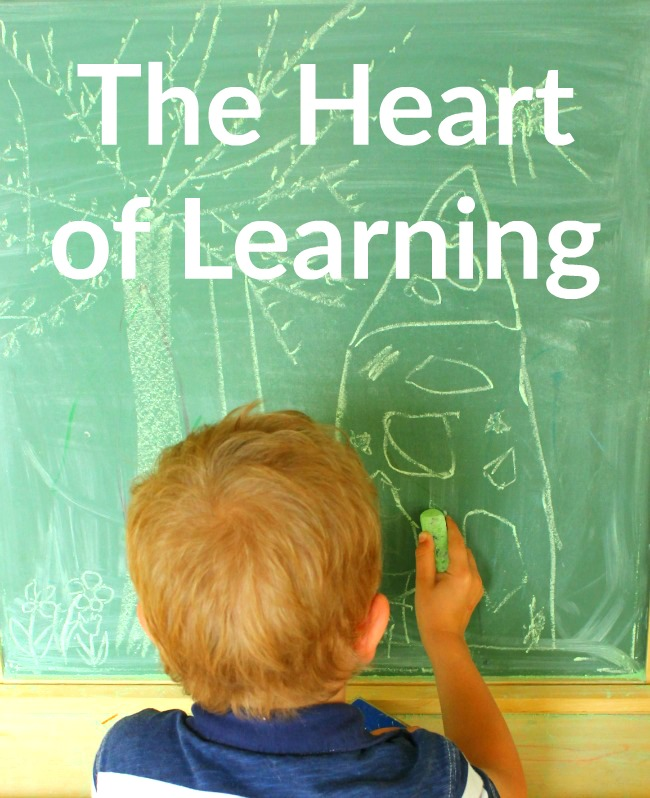 The heart of learning