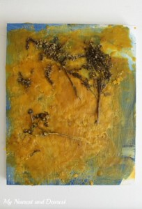 Uses for beeswax - Encaustic Mixed Media