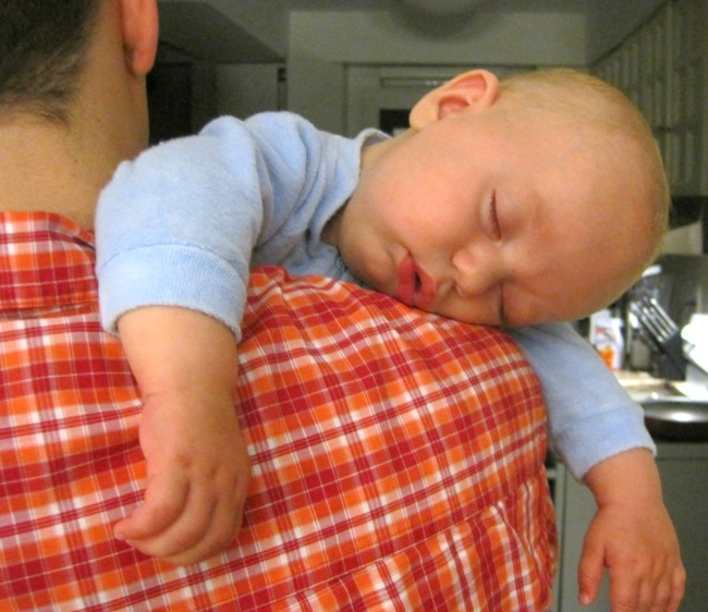 How to help a colicky baby! Perfect for when baby just won't stop crying.