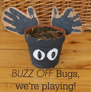 These planters! Our attempt at keeping the mosquitoes at bay as we play! #groablesproject #ad
