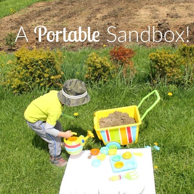 MD portable sandboxtitle
