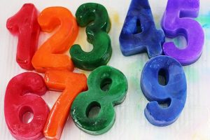 number summer learning - icy numbers