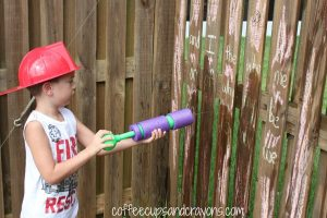 How to teach reading thus summer - fire hose words