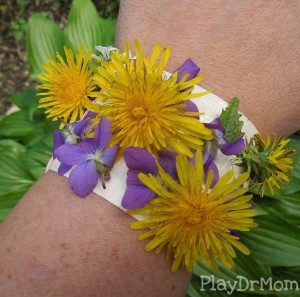 Forest Kindergarten - nature bracelets