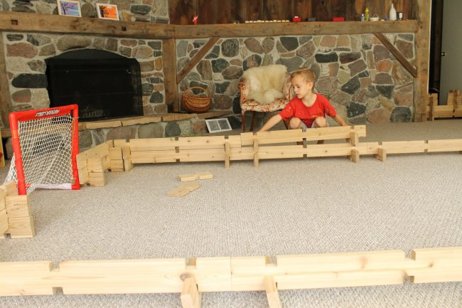 These DIY building blocks for kids are the best toy for imagination and can be used for so many fun play ideas