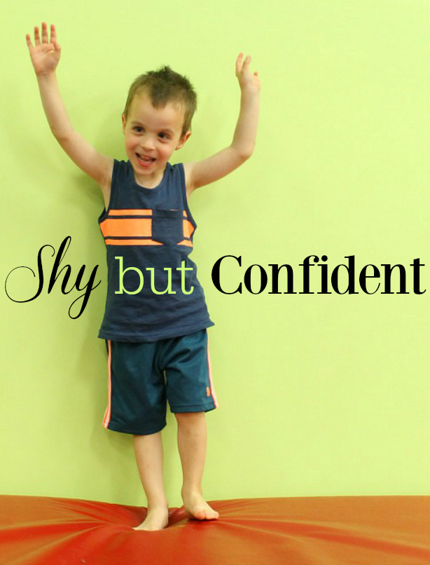 The Little Gym boosted my shy son's confidence with these simple steps!