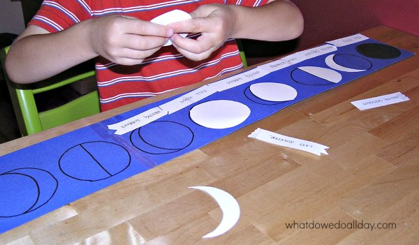 Moon Activities For Kids How Wee Learn