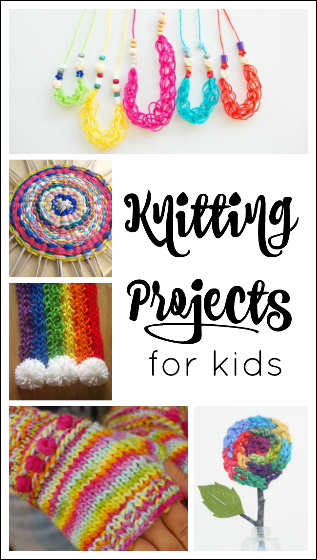 Knitting For Kids How Wee Learn