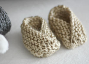 knitting-for-kids-baby-booties