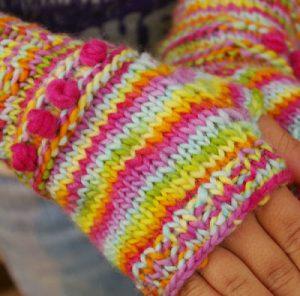 knitting-for-kids-fingerless-gloves