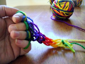 knitting-for-kids-how-to-finger-knit