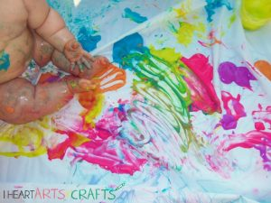 sensory-activities-for-toddlers-taste-safe-paint
