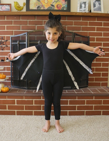 Toddler halloween costumes how wee learn toddler halloween costumes bat homemade solutioingenieria Choice Image