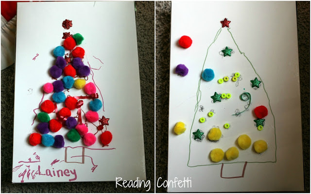 christmas-art-for-kids-collage-trees
