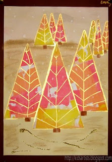 christmas-art-for-kids-colorful-trees