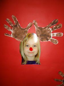 20 Fun & Easy Christmas Handprint Art for Kids # ...