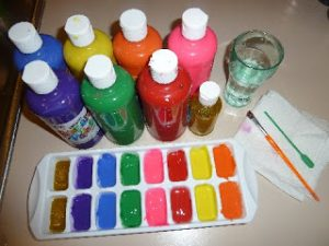 finger-painting-ideas-frozen-paint