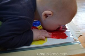 finger-painting-ideas-tummy-time