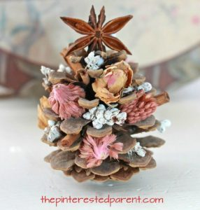 making-potpourri-with-kids-tree