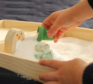 Gorgeous Sensory Bins for Preschoolers