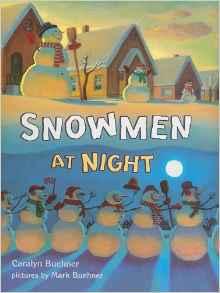 10 Beautiful winter books for kids.