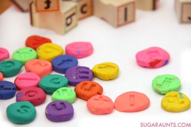 quiet-alphabet-activities-clay-letters