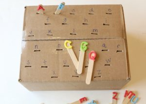quiet-alphabet-activities-recycled-letter-matching