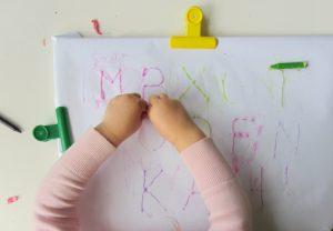 quiet-alphabet-activities-rubbing-board