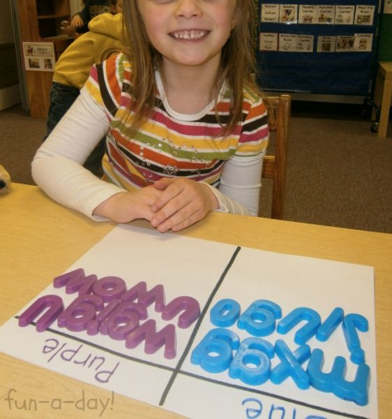 teaching the alphabet to preschoolers great easy activities!