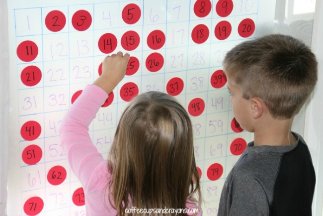 teaching-numbers-sticky-100-chart