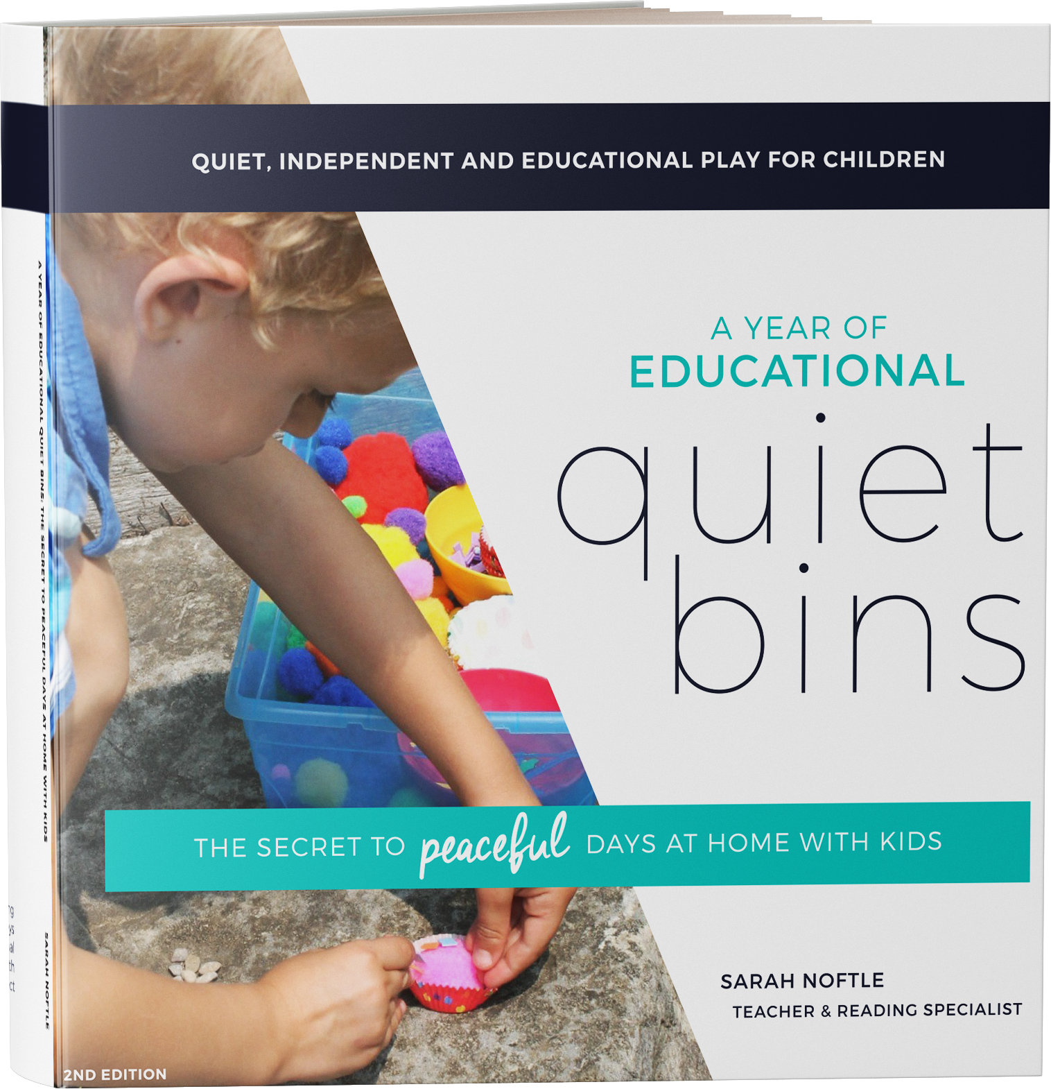 A year of quiet time activities planned! Little to no-prep and mess free!! Awesome quiet time activities for preschoolers.