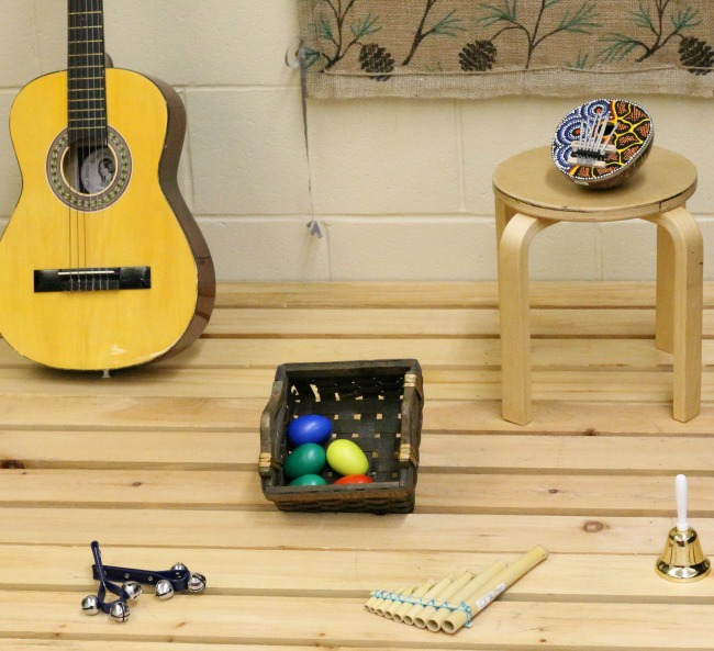 This preschool classroom has amazing ideas for playful learning!