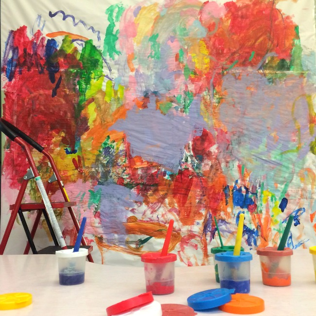 Incredible activities for preschoolers - great art activities for in the classroom and at home