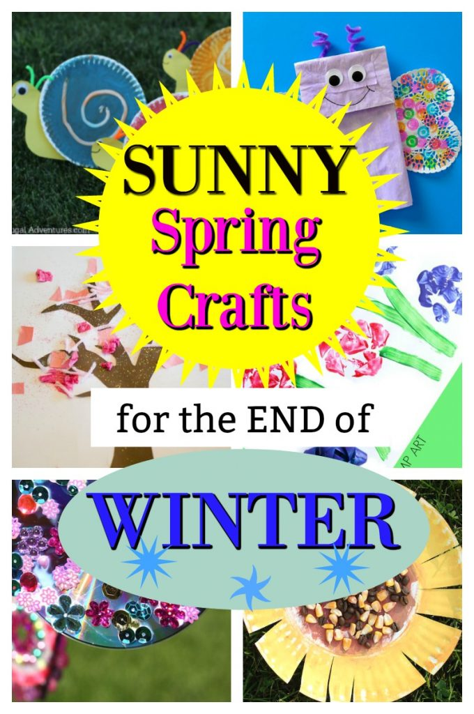 Perfect spring crafts for toddlers and preschoolers to make! These are easy art and crafts ideas for kids this spring! #HowWeeLearn #craftsforkids #springcrafts #preschoolcrafts #artsandcrafts #spring #kidscrafts
