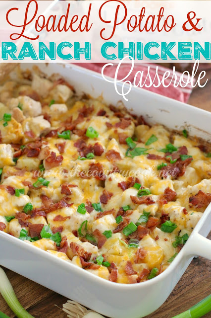 The easiest casserole recipes - perfect for making as a meal for a friend