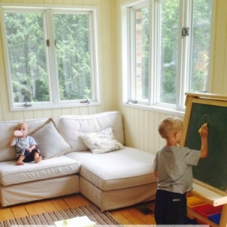The secret to peaceful days with preschoolers and toddlers! How to establish a rhythm