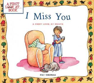 a book for preschoolers and young children about death